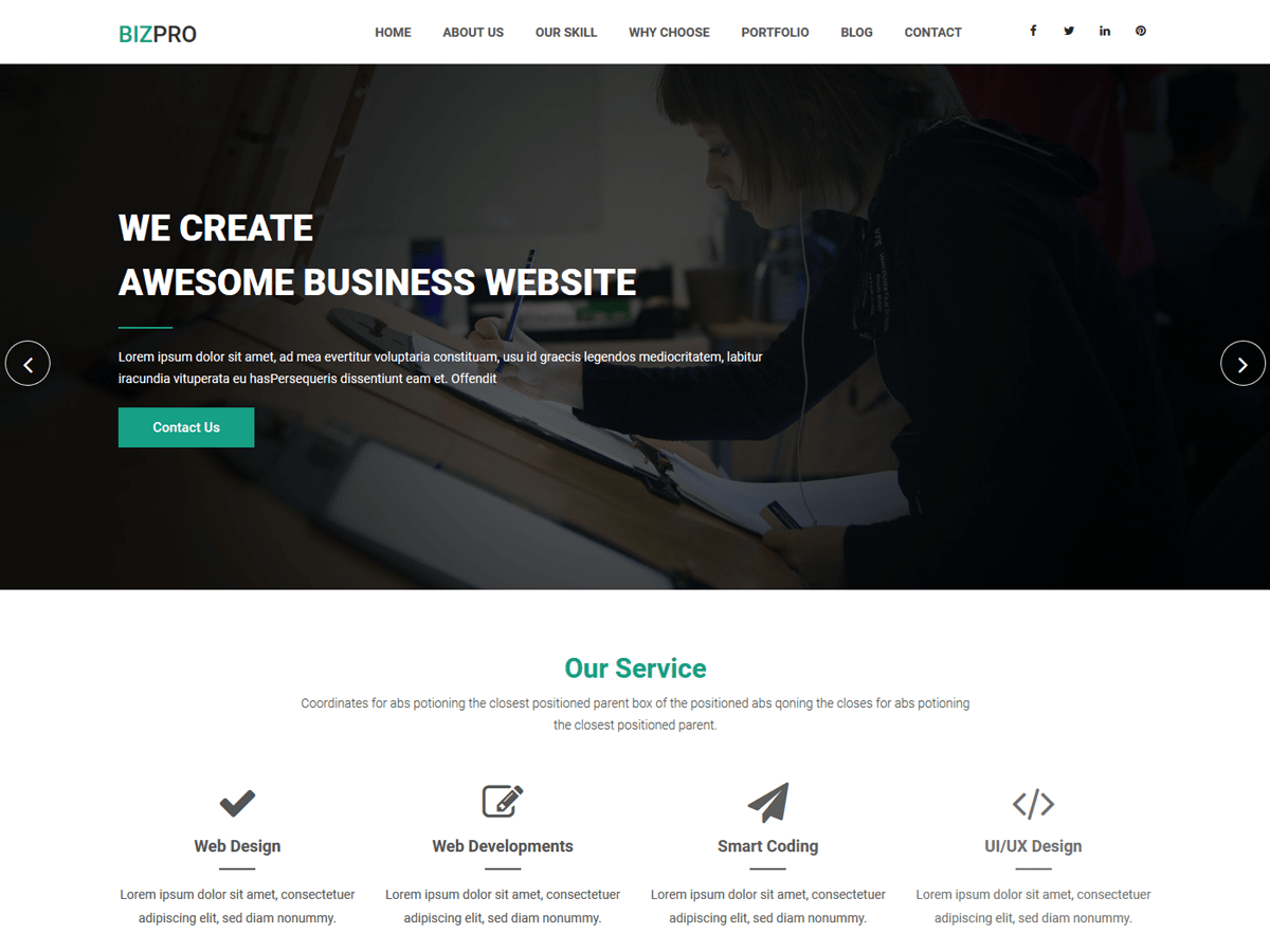 Best Free Corporate WordPress Themes